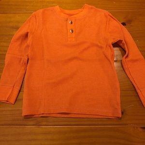 Orange Toddler Thermal